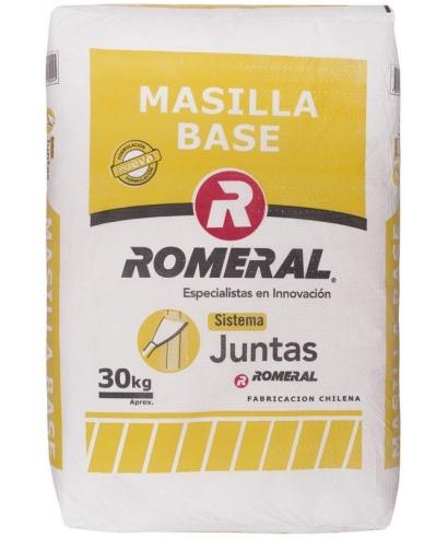 MASILLA BASE ROMERAL  SACO 30 KILOS