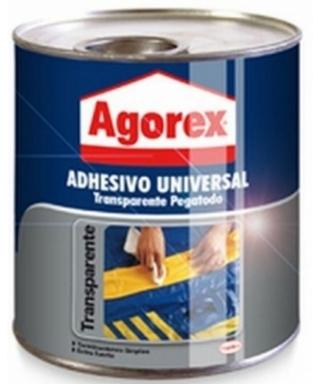 AGOREX TRANSPARENTE 750 CC.