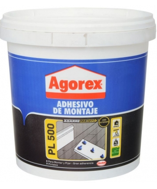 AGOREX - THOMSIT MONTAJE  GALON