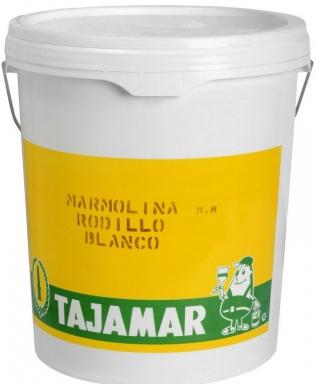 MARMOLINA TAJAMAR R-1 RODILLO BLANCO - TINETA