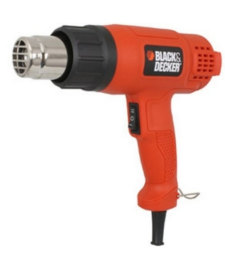 PISTOLA DE CALOR BLACK & DECKER HG1500 1500W