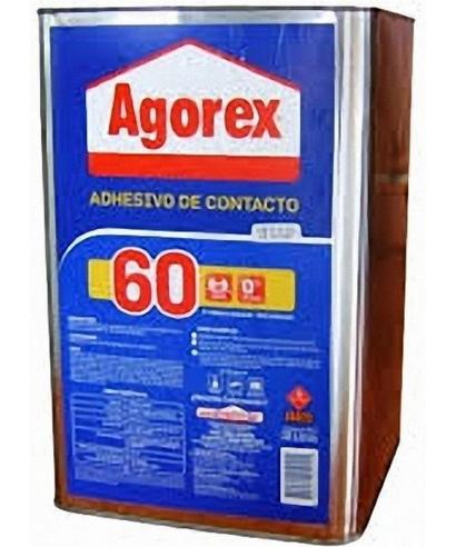 AGOREX 60 HENKEL 18 Lts. - LATA