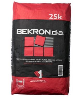 BEKRON D.A. POLVO 25 KGS
