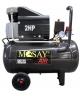 COMPRESOR MOTO 50LT 2HP MOSAY