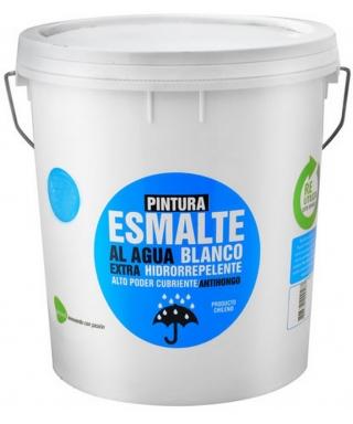 ESMALTE AL AGUA PASSOL TINETA BLANCO