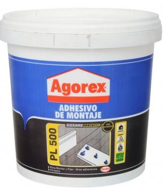 AGOREX - THOMSIT MONTAJE  GALON