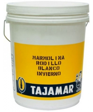 MARMOLINA TAJAMAR  R-1 RODILLO BLANCO INVIERNO - TINETA