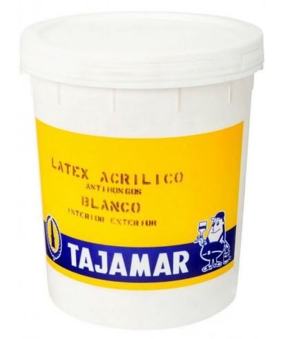 LATEX ACRILICO TAJAMAR TINETA BLANCO