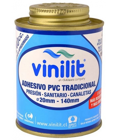 ADHESIVO VINILIT TARRO 250 CC CON BROCHA