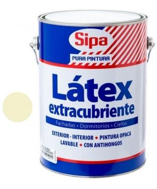 LATEX EXTRACUBRIENTE SIPA GALÓN - BLANCO INVIERNO