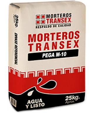 PEGA ALBAÑIL TRANSEX SACO 25 KILOS