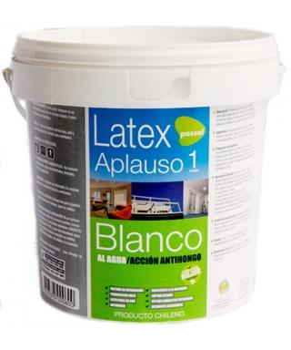 LATEX APLAUSO BLANCO GALON PASSOL
