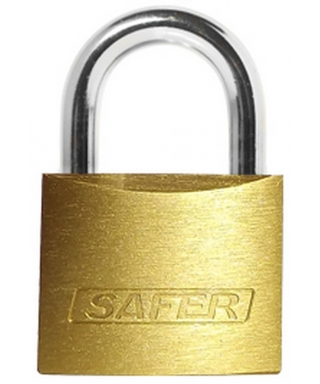 CANDADO SAFER SA-50 50 mms