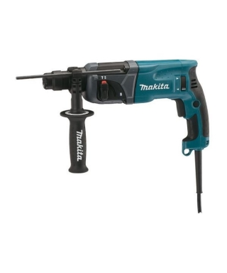 TALADRO MARTILLO ROTATORIO MAKITA HR2460 SDS PLUS 24 MMS.  780 WATTS