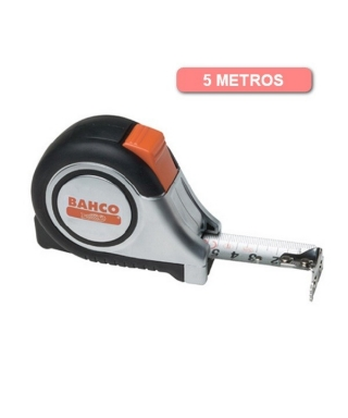 HUINCHA MEDIR BAHCO 5MTS  (MTS-5-25-E)