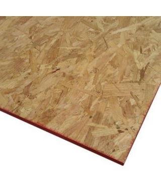 TABLERO OSB STANDARD 2.44 X 1.22 X 11mm .