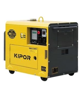 GENERADOR KIPOR DISEL  KDE 6700 T