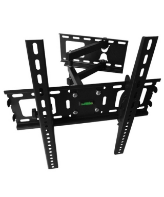 "SOPORTE LCD CON BRAZO HDTEK 90197 UNIVERSAL 26-47"", 10-50CM, 400X400MM, 10°, 55KG"